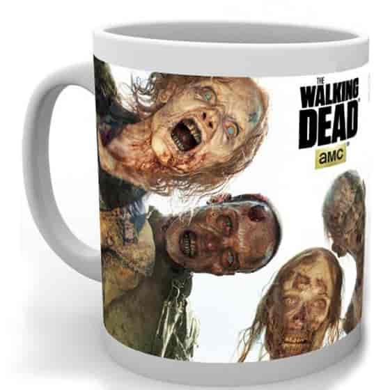 tazas de series de walking dead