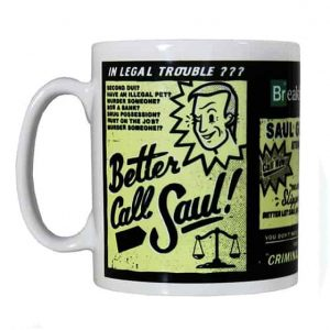 tazas de series better call saul
